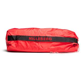 Hilleberg Tent Bag XP Accessori tenda 63x25cm rosso